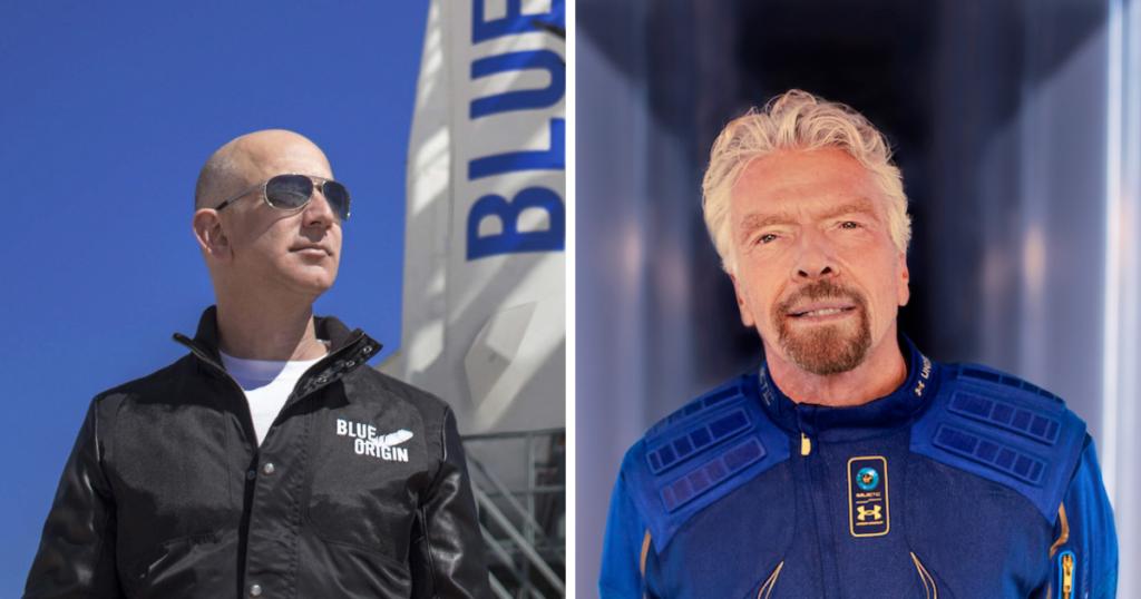Capitalismo spaziale: i super ricchi vanno sulla Luna mentre sulla Terra si muore di fame, alluvioni e virus