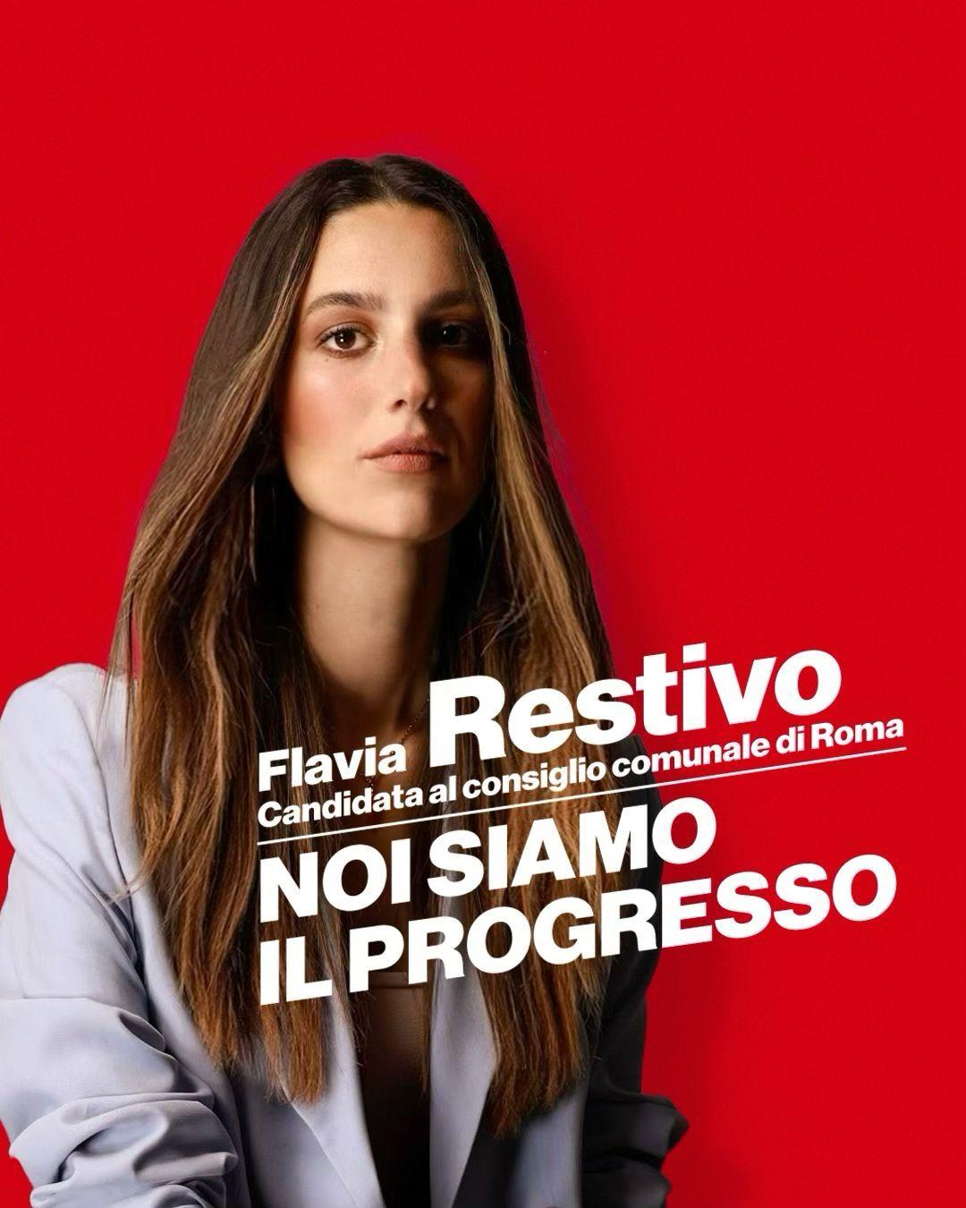 comunali roma candidata pd