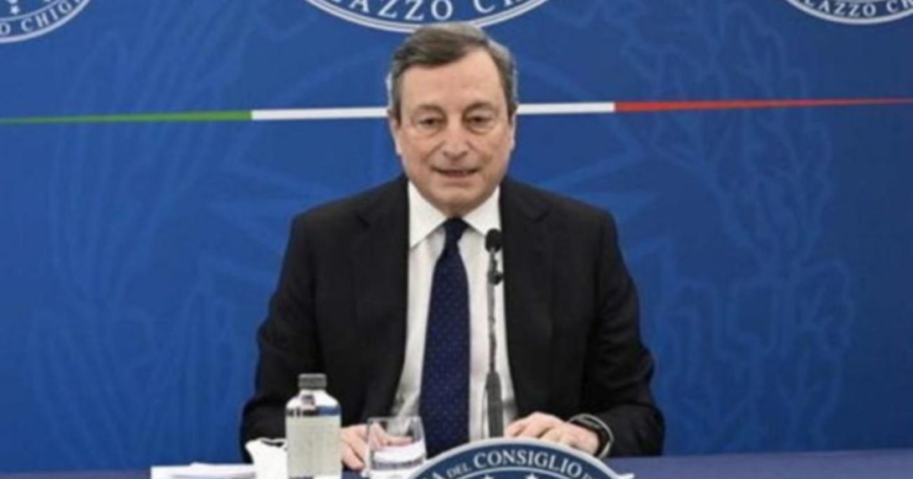 Conferenza stampa Draghi oggi streaming diretta tv: dove vedere