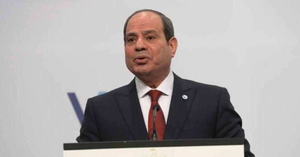 """Al Sisi: sui diritti umani """"non accettiamo diktat europei"""""""