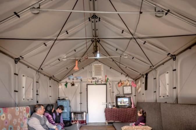 La casa portatile di ikea per i rifugiati che ha vinto il premio per il miglior design tpi - Miglior antifurto casa 2016 ...