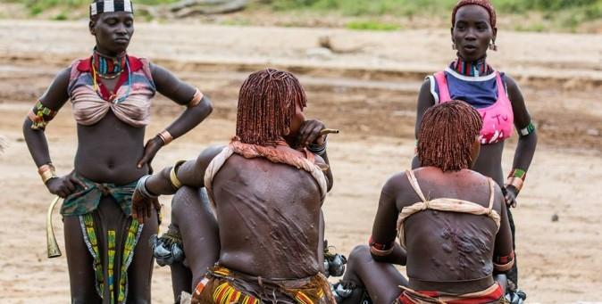 Riti tribali in etiopia tpi - Ragazze nel letto ...