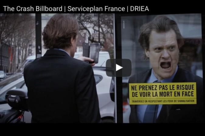 Il video della spaventosa campagna francese per la for Cortile della campagna francese